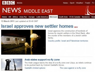 israel news bbc